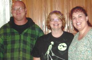 A recent picture of the three of us